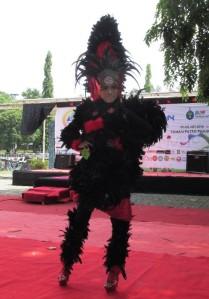 Pekan Kreatif Banda Aceh 2014 Taman Putroe Phang