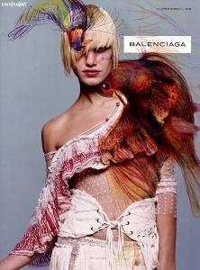 Balenciaga SS 2001